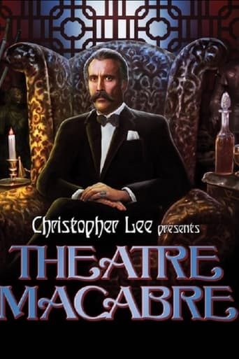 Poster of Theatre Macabre