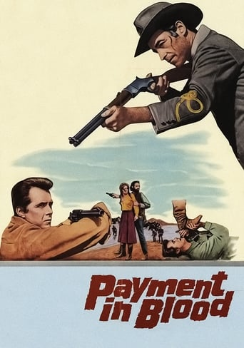 Poster of Payment in Blood