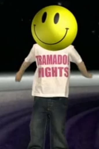 Poster of Frankie Boyle's Tramadol Nights