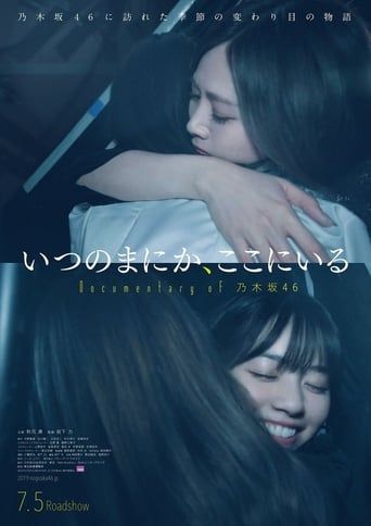 Poster of Before I Knew It, I Was Here: Documentary of Nogizaka46