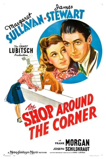 Poster of The Shop Around the Corner