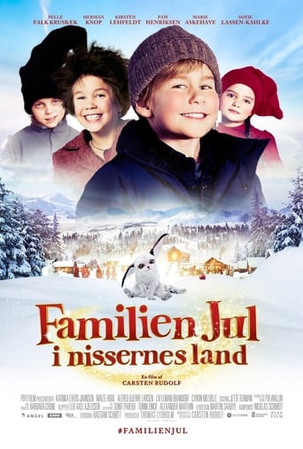Poster of Familien Jul I Nissernes Land