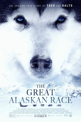 Poster of The Great Alaskan Race