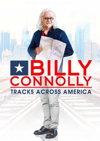 Poster of Billy Connolly's Tracks Across America