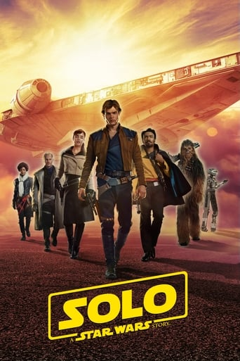 Poster of Solo – A Star Wars Story