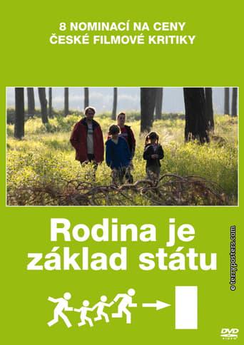 Poster of Rodina je základ státu
