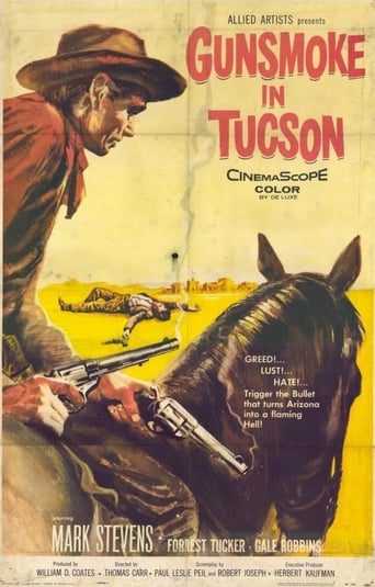 Poster of Gunsmoke in Tucson