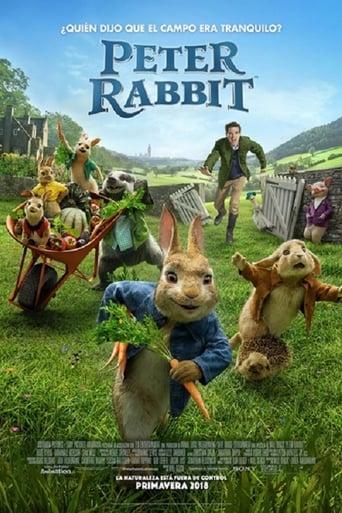Poster of Peter Rabbit