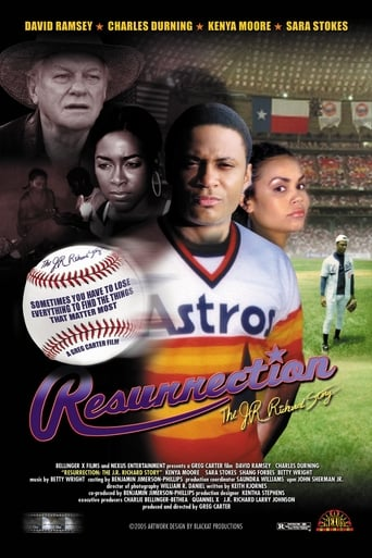 Poster of Resurrection: The J.R. Richard Story
