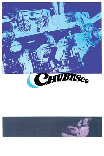 Poster of Chubasco
