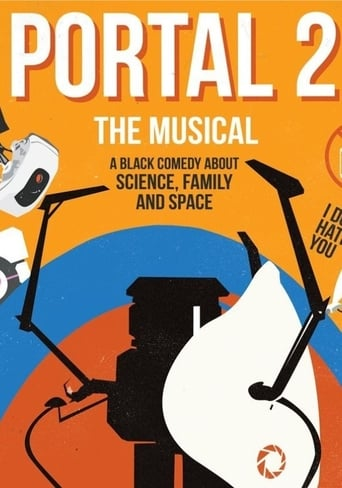 Poster of Portal 2: The (Unauthorized) Musical