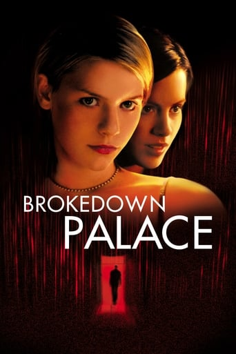 Poster of Brokedown Palace