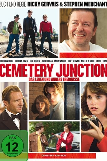 Filmplakat von Cemetery Junction