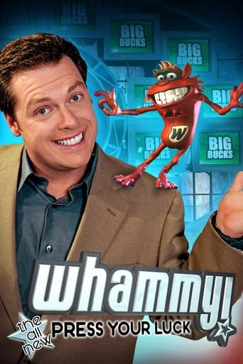 Poster of Whammy! The All-New Press Your Luck