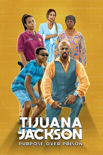 Poster of Tijuana Jackson: Purpose Over Prison