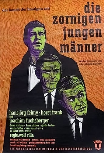 Poster of The Angry Young Men
