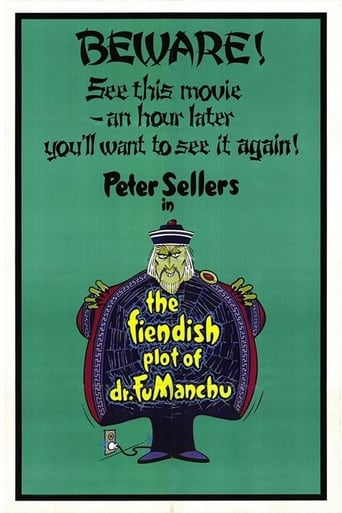 Poster of The Fiendish Plot of Dr. Fu Manchu