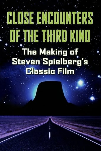 The Making of 'Close Encounters of the Third Kind' poster