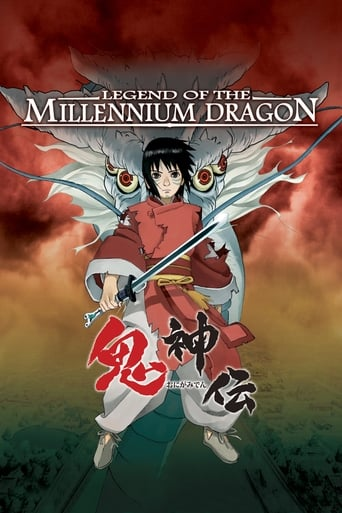 Poster of Legend of the Millennium Dragon