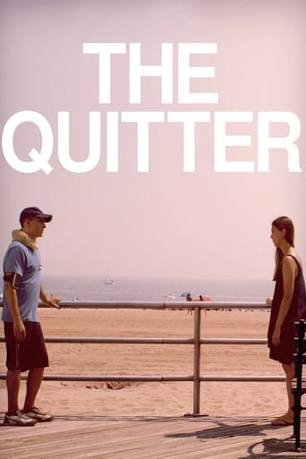 Poster of The Quitter