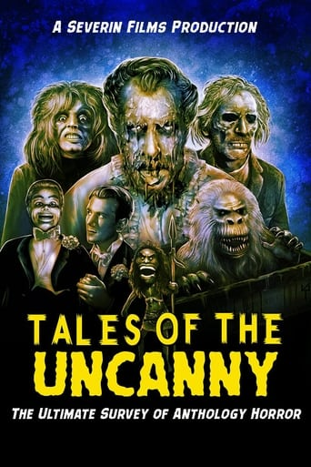 Poster of Tales of the Uncanny