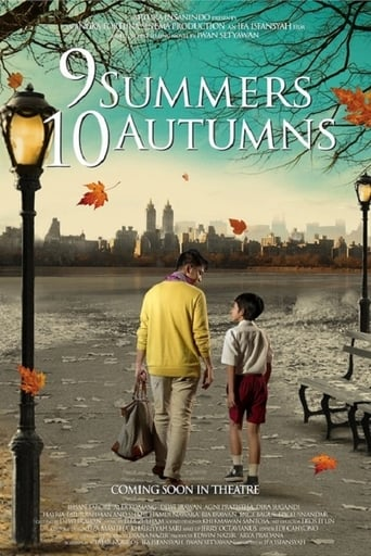 Poster of 9 Summers 10 Autumns