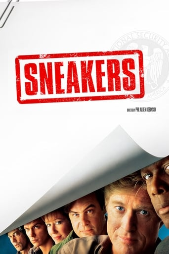 Poster of Sneakers