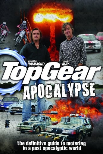 Poster of Top Gear: Апокалипсис