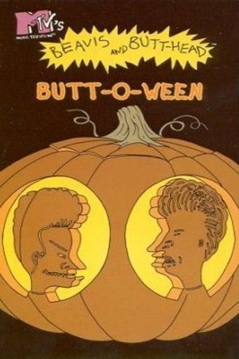 Beavis and Butt-head: Butt-O-Ween poster