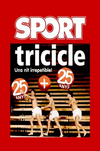 Poster of Tricicle: 25 anys + 25 anys