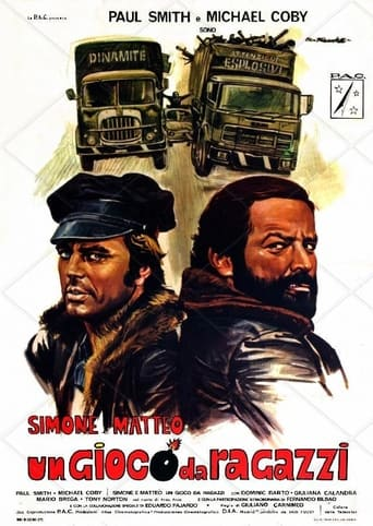 Poster of Convoy Buddies