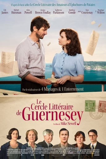 The Guernsey Literary & Potato Peel Pie Society
