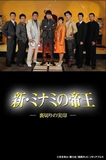 Poster of 新・ミナミの帝王~裏切りの実印~