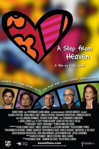 Poster of A Step from Heaven