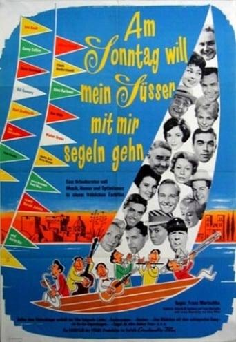 Poster of Am Sonntag will mein Süßer mit mir segeln gehn