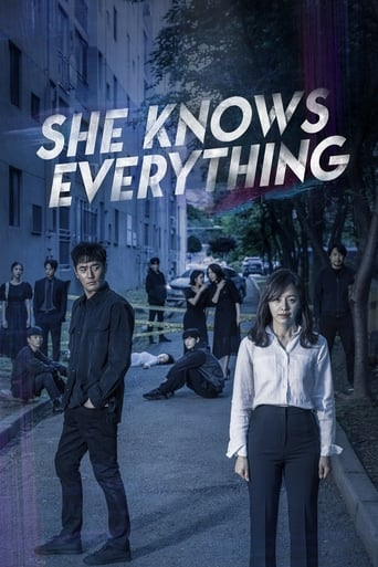 Poster of She Knows Everything