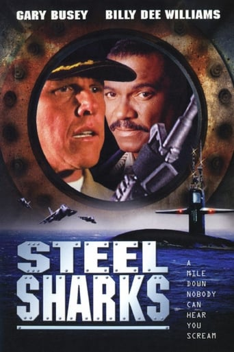 Poster of Steel Sharks