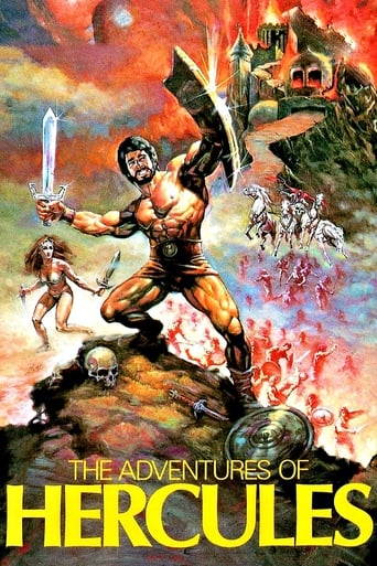 Poster of The Adventures of Hercules