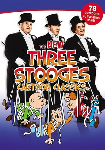 Poster of The New 3 Stooges