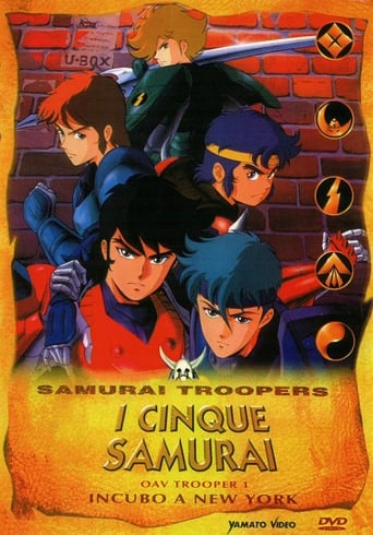 Play Yoroiden Samurai Trooper: Gaiden
