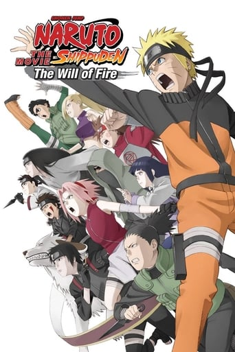 Poster of Naruto Shippuden the Movie: Inheritors of the Will of Fire