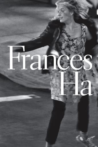 Poster of Frances Ha