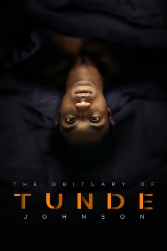 OBITUARY OF TUNDE JOHNSON, THE (DVD)