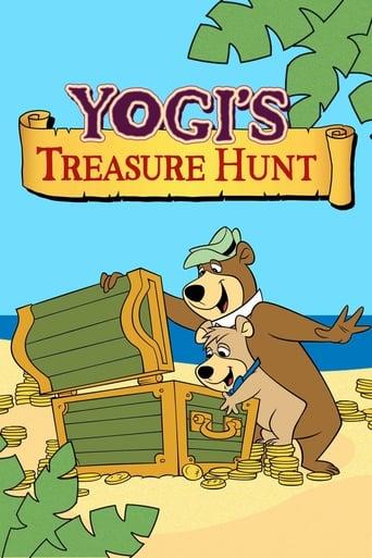 Poster of Yogi's Treasure Hunt