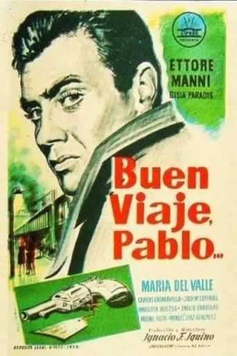 Poster of Buen viaje, Pablo