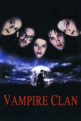 Poster of Vampire Clan
