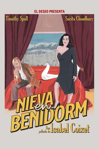 Poster of It Snows in Benidorm