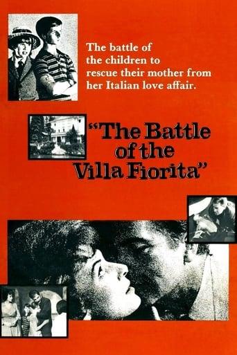 Poster of The Battle of the Villa Fiorita