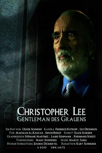 Christopher Lee - Gentleman des Grauens