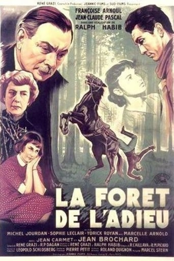 Poster of The Forest of Farewell